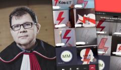 Mariusz Muszyński, sędzia TK podczas wykładu na UKSW
