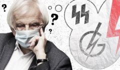 Ryszard Terlecki zastanawia się czy SS i Strajk Kobiet mają coś wspólnego