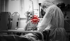 Koronawirus - raport o pandemii, 31.10.2020