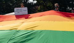 protest LGBT Gdańsk