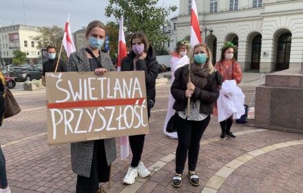 Białorusini opowiadają o sytuacji w kraju. Coraz więcej musi uciekać przed Łukaszenką