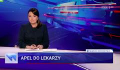 Wiadomości TVP - tematem wydania z 14.10 był koronawirus i kryzys pandemiczny w Polsce