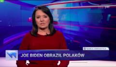 Wiadomości TVP - Danuta Holecka