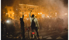 Warszawa, protest 26.10.2020