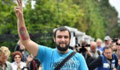 Siarhiej Dyleuski, członke Komitetu Koordyncyjnego opozycji białoruskiej