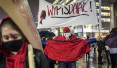 protest w Katowicach, 30.10.12