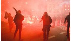 Warszawa, protest 30.10.2020