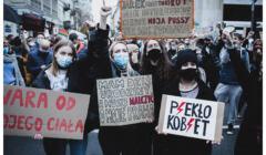 Warszawa, protest 28.10.2020