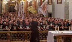 Żołnierze Chrystusa zawierzenie na Jasnej Górze