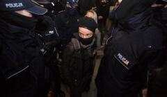 Fotoreporterka Agata Grzybowska zwolniona po zatrzymaniu przez policje