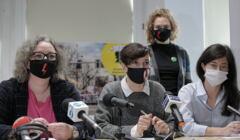 Marta Lempart, Klementyna Suchanow, Strajk Kobiet