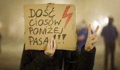 aborcja – protest w Częstochowie