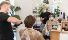 tarctarcza 6.0 – zakład fryzjerski w epidemii