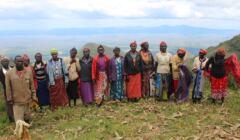 Senguerowie - rdzenni mieszkańcy Kenii