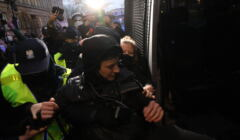 Agata Grzybowska zatrzymana przez policję
