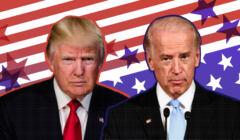 Biden Trump wybory w USA