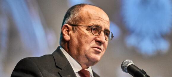 Minister Spraw Zagranicznych Zbigniew Rau
