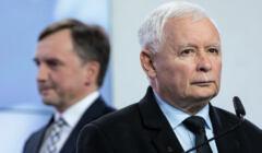 Oswiadczenie prezesów PiS, Solidarnej Polski i Porozumienia ws. umowy koalicyjnej