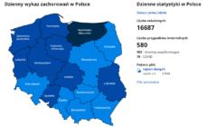 dane o epidemii na gov.pl