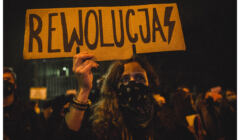 Warszawa, protest 02.11.2020