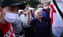 przemoc wobec osób LGBT - podczas marszu równości w Krakowie