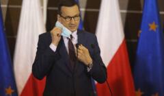 Premier Morawiecki nie zaprzecza, że mamy narodową kwarantannę