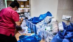 Szpital Wojewodzki w Zgierzu , oddzial zakazny dla chorych na covid-19