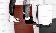 Młodzi w sondażu Ipsos dla OKO.press deklarują wolę wyjazdu z Polski