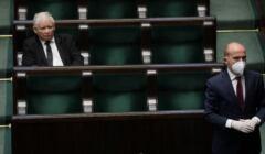 Kaczyński i Budka oskarżają się wzajemnie o odchylenie lewicowe