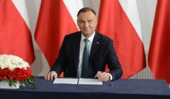 Andrzej Duda podpisał rozporządzenie o podwyżkach dla polityków