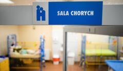 Ok. setki dzieci w szpitalach choruje na PISM, powikłanie po koronawirusie