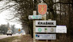 Wjazd do Kraśnika