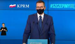 Mateusz Morawiecki tłumaczy, na czym będzie polegała godzina policyjna