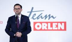 Konferencja prasowa ORLEN Team 2020 w Warszawie