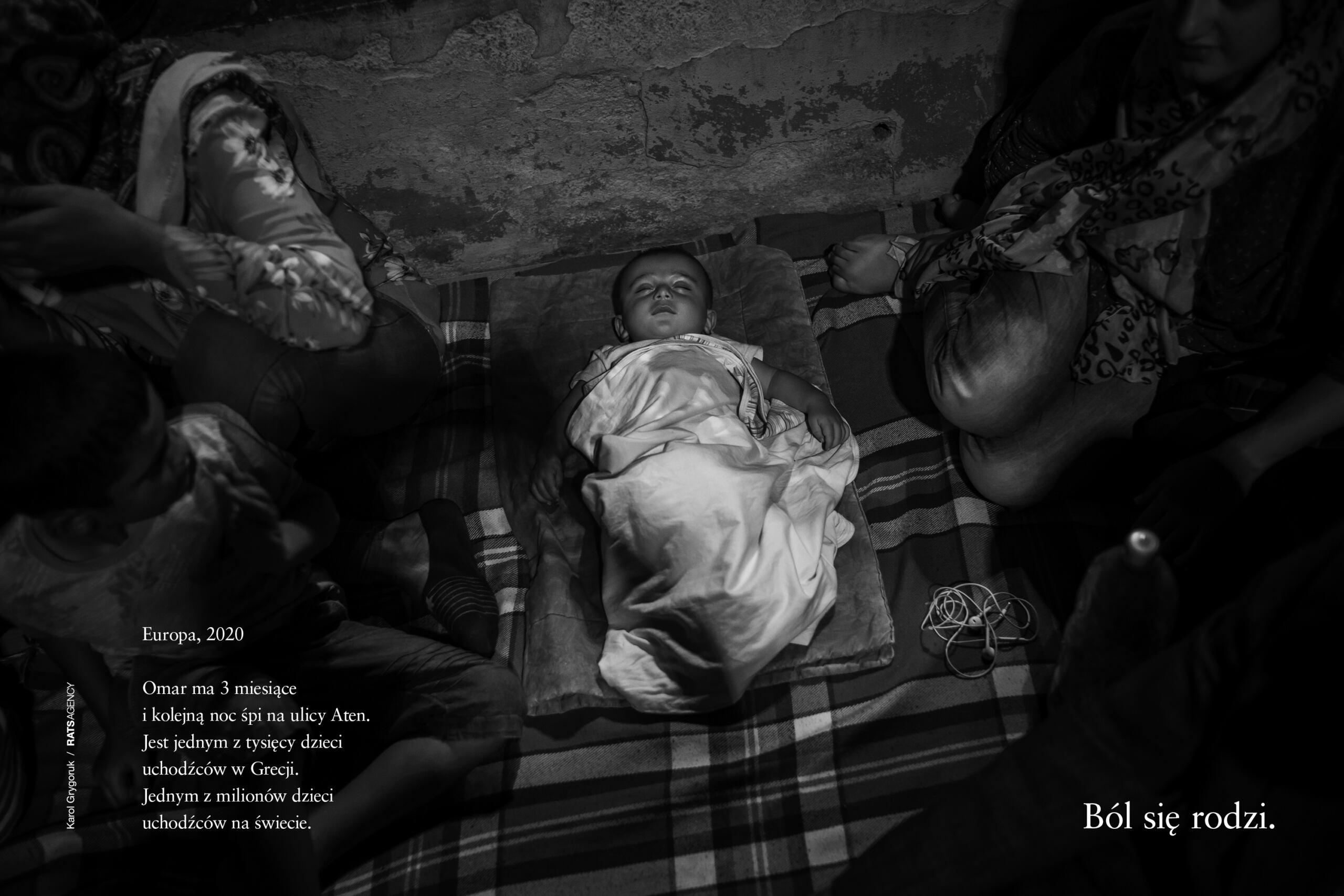uchodźcy i Europa - zdjęcie Omara