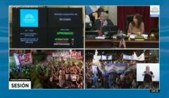 Argentyna aborcja