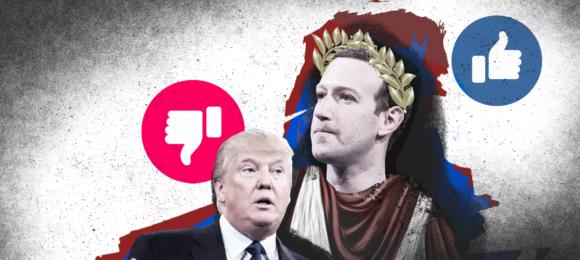 Mark Zuckerberg wroli rzymskiego cesarza