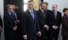 Minister szczerski broni wypowiedzi Dudy ws. ataku na Kapitol