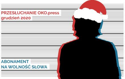"""Przełomowy sondaż, """"polski"""" kryzys w UE. Przesłuchanie OKO.press - Grudzień 2020"""