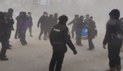 Rosja. Protesty po aresztowaniu Nawalnego