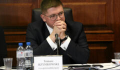 Rzymkowski na komisji ds. Amber Gold