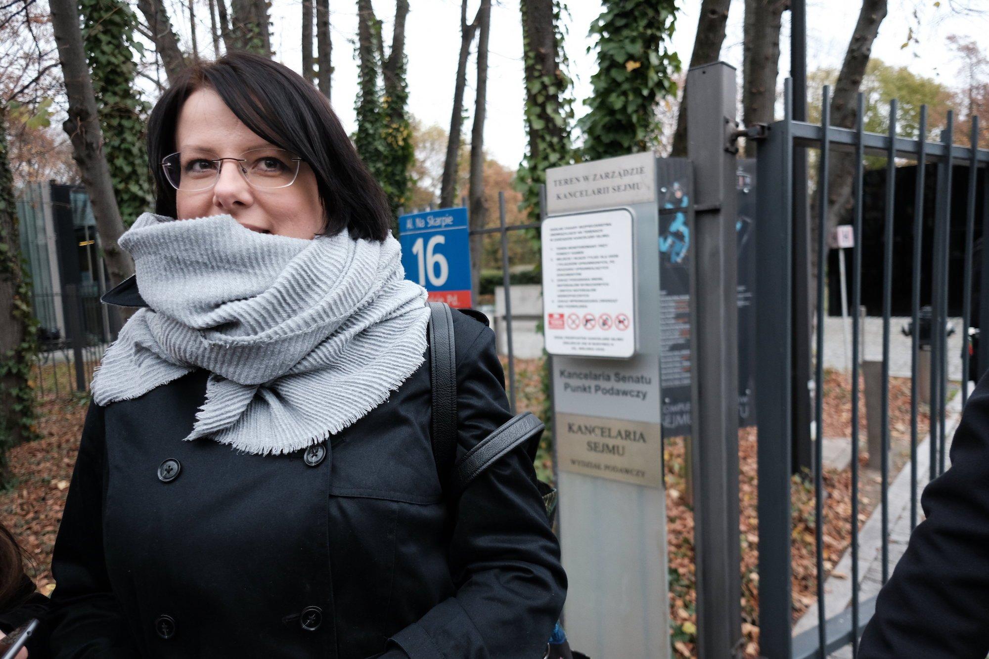 Kaja Godek wygrywa w sądzie tęczowy proces - OKO.press