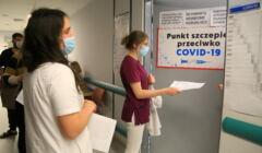 Szczepienie przeciw covid w Bialymstoku
