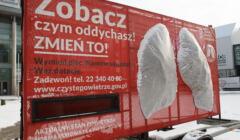 Pluca Polskiego Alarmu Smogowego w Bydgoszczy