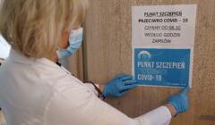 Punkt szczepień przeciw COVID-19