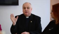 Ksiądz Andrzej Dymer został odwołany przez abp. Andrzeja Dzięgę z funkcji dyrektora Instytutu Medycznego im. Jana Pawła II.