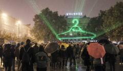 strajk kobiet w Poznaniu 30.10.2010