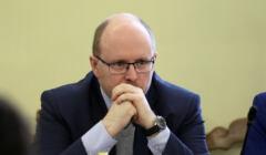 Prezes Instytutu na rzecz Kultury Prawnej Ordo Iuris Jerzy Kwasniewski podczas posiedzenia Komisji Sprawiedliwości i Praw Człowieka