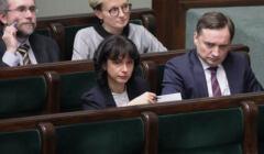 Trzeci dzien 2 posiedzenia Sejmu X kadencji w Warszawie