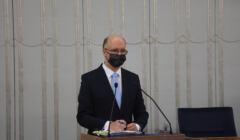 Piotr Wawrzyk. Senat odrzucił jego kandydaturę na Rzecznika Praw Obywatelskich